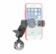 iBolt Roadvise universele XL smartphone houder met stangbevestiging
