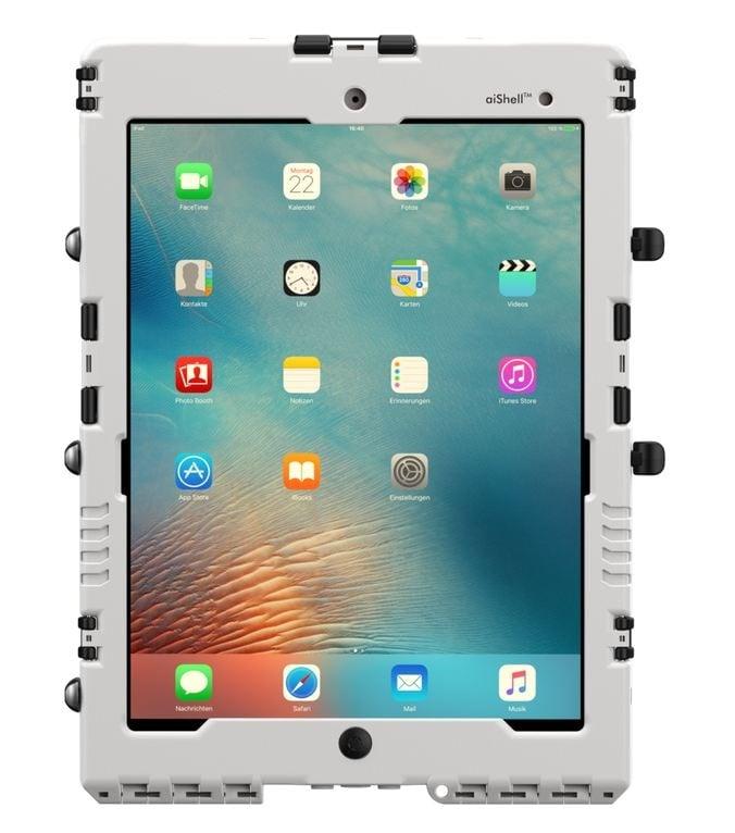 aiShell heavy-duty case iPad 10.2 - Wit