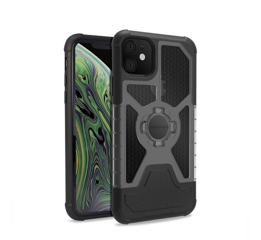 Crystal Black iPhone 11