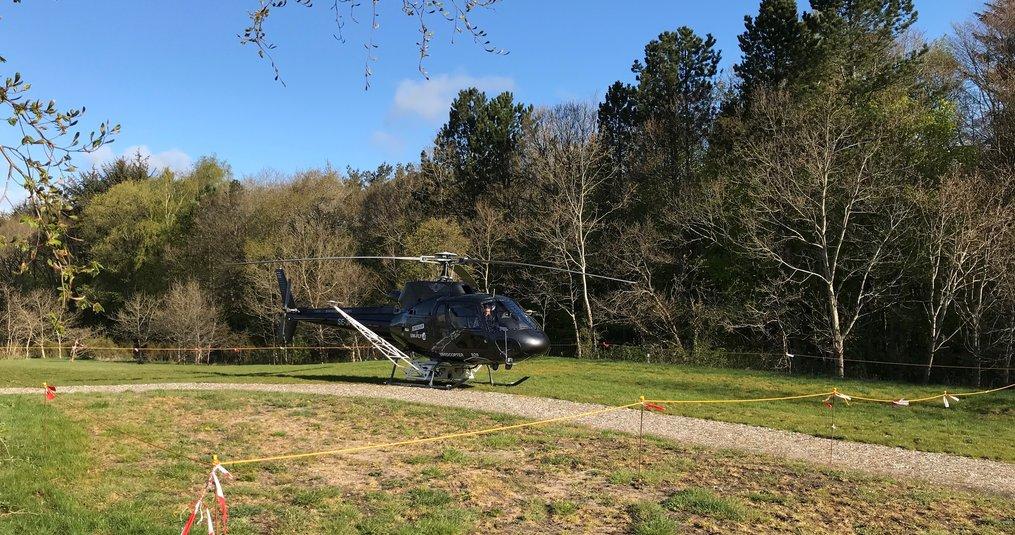RAM Mounts zorgen voor stevige bevestiging apparatuur in helikopter
