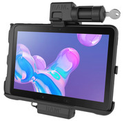 RAM Mount Powered houder Samsung Galaxy Tab Active Pro  Key-lock SAM52PKLU
