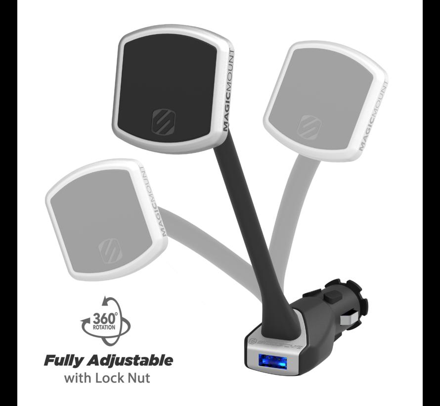 MagicMount Pro Power  USB port autostopcontact