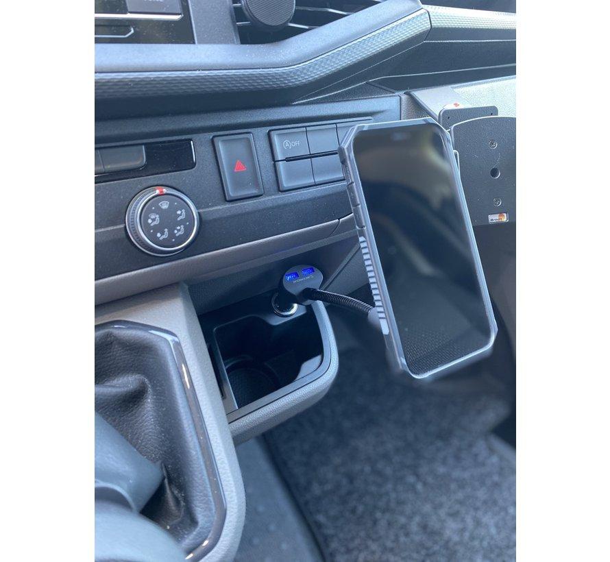 MagicMoun Power 2 USB port autostopcontact