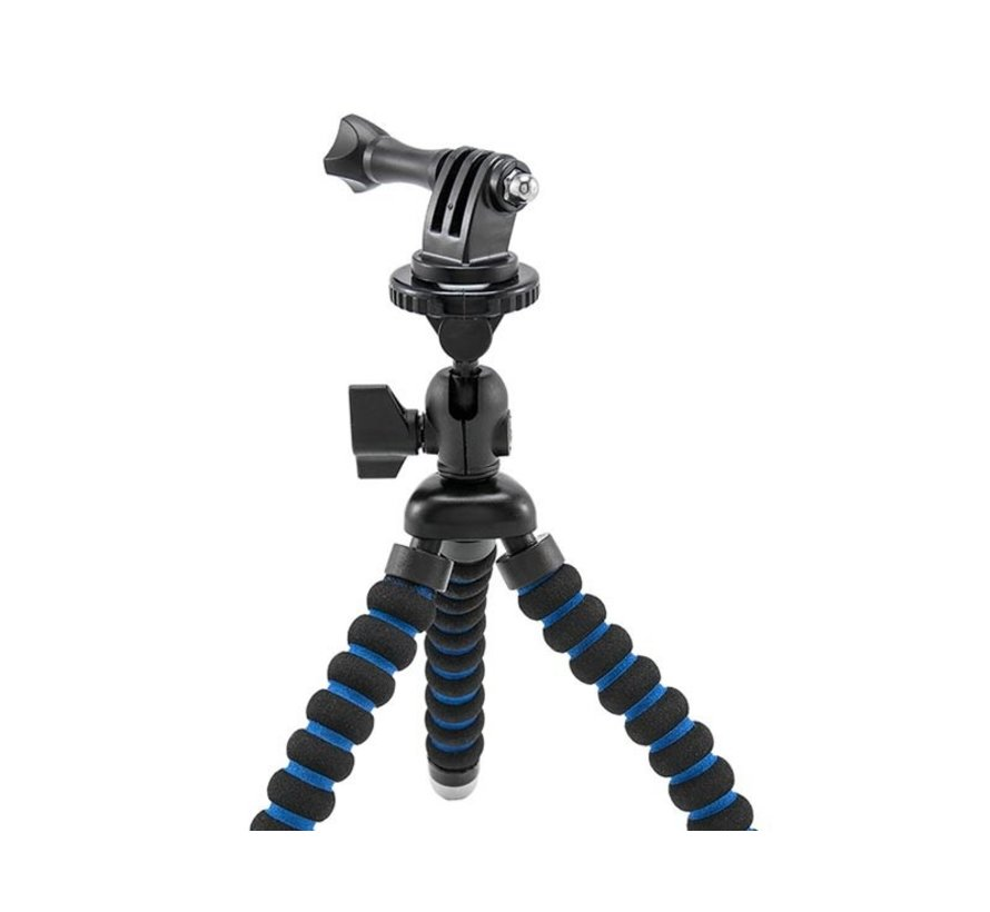 Tripod standaard met GoPro adapter