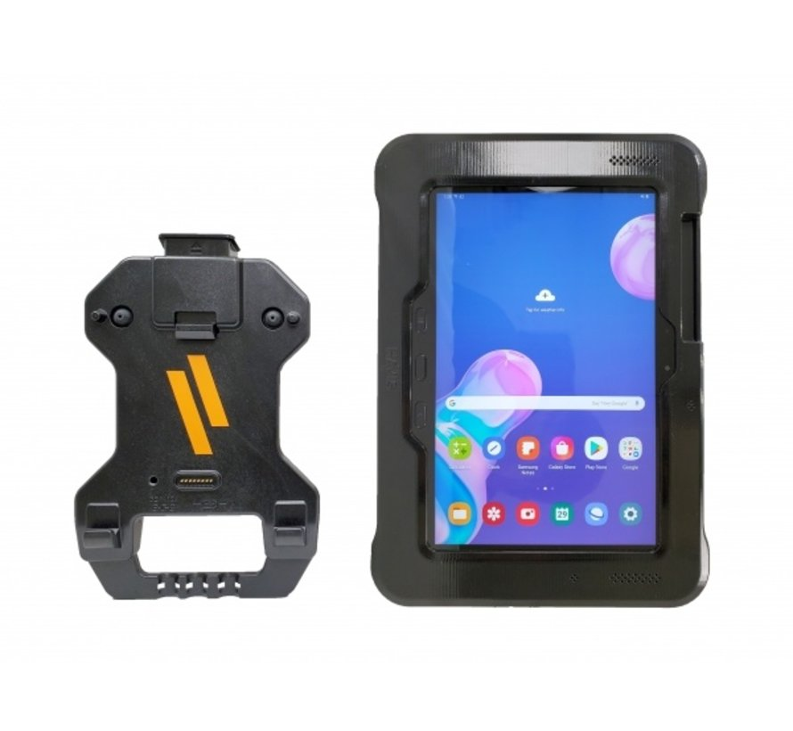 Rugged Cradle for Samsung Galaxy Tab Active 2