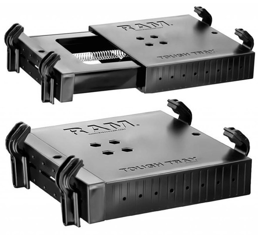 Drill-down Double Swingarm laptop RAM-VBD-122-SW1
