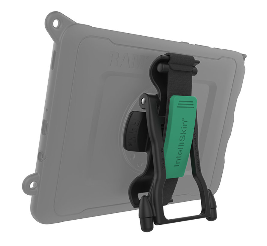 HandStand™ Tablet Hand Strap/ stand - Magnetic