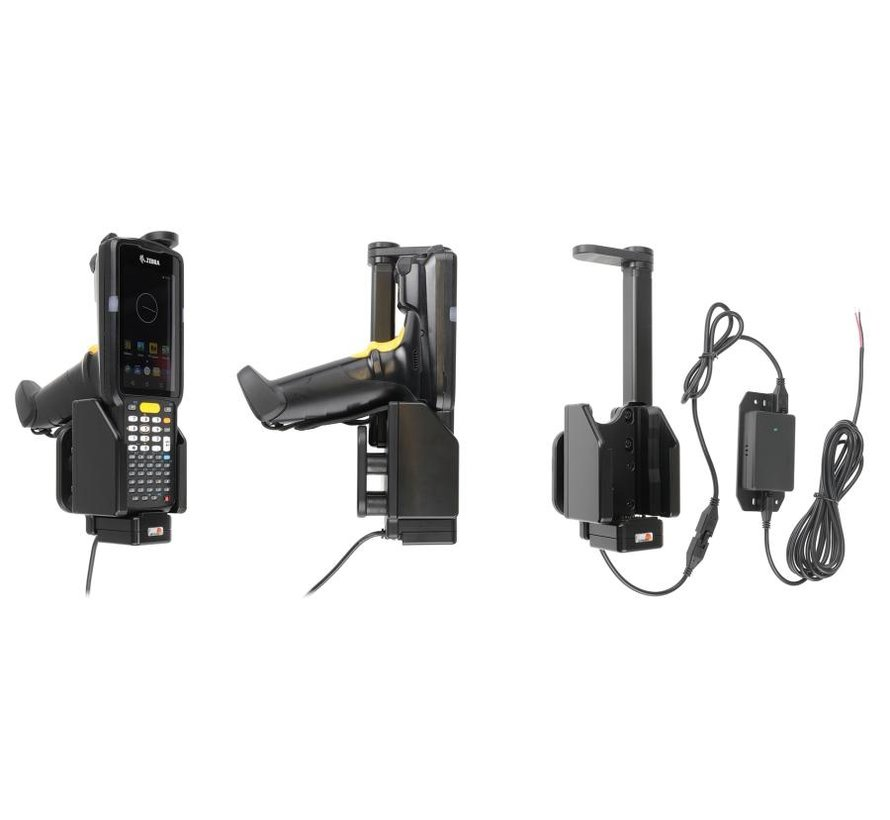 scannerhouder Zebra MC3300 swiveling top 3A-sig.plug 216088