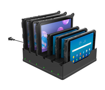 RAM Mount 6-Port Dock for Tab Active3, Tab Active2 & Tab Active Pro