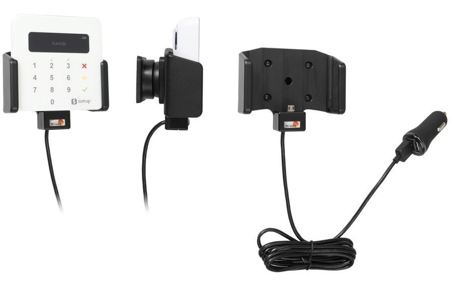 Brodit houder/lader SumUp AIR USB sig.plug 721198