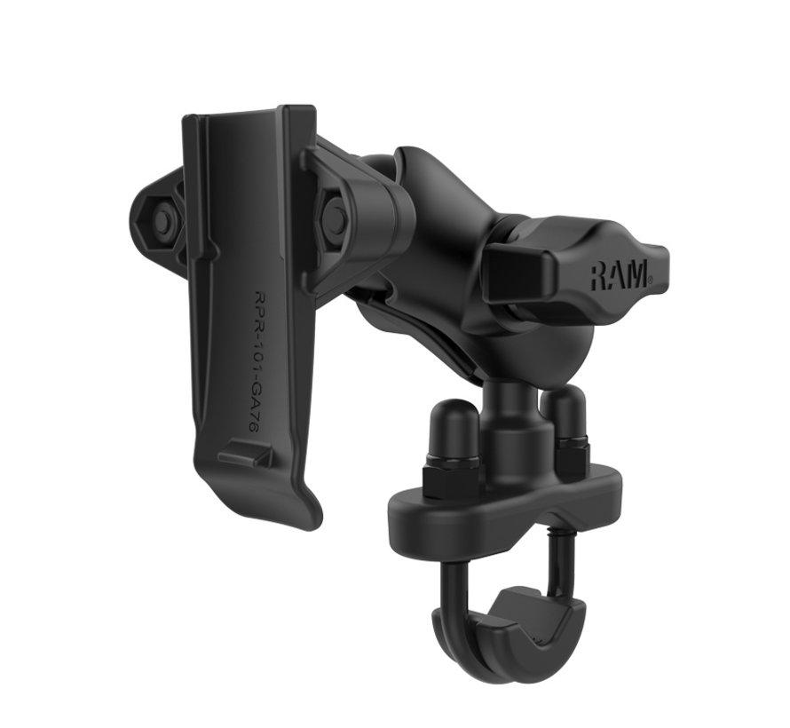 Spine clip houder set voor Garmin met Stuurbevestigingset