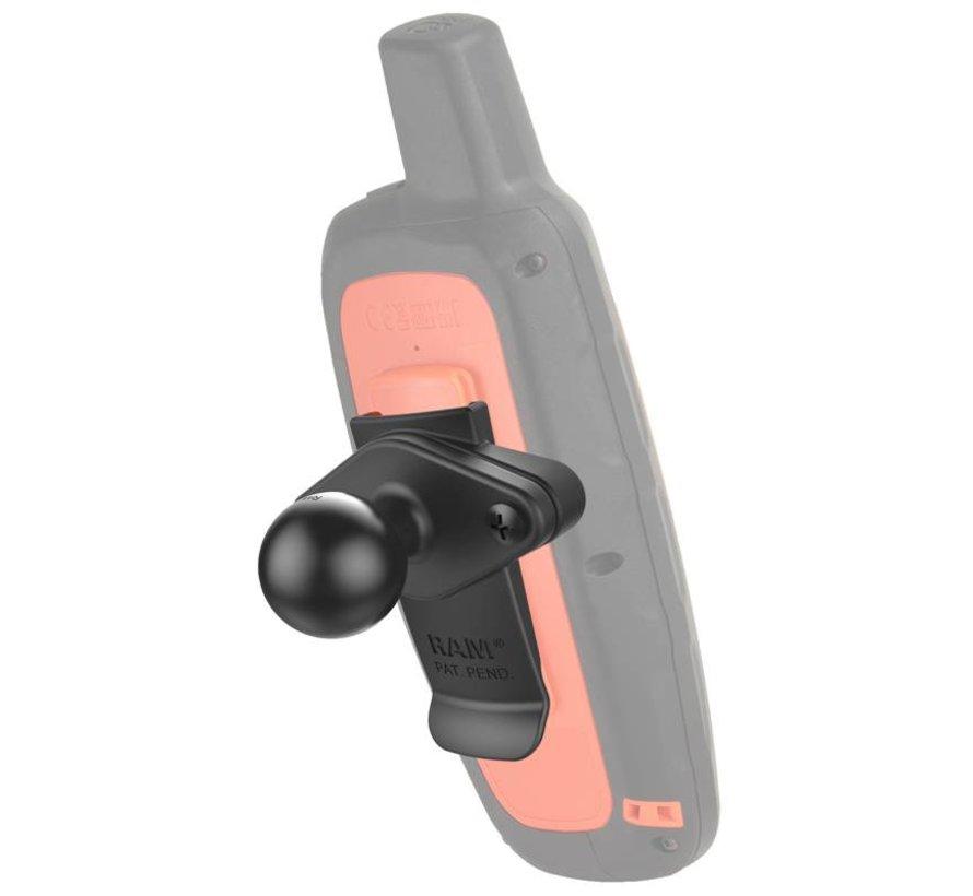 Spine clip houder set voor Garmin met schroefvaste montage