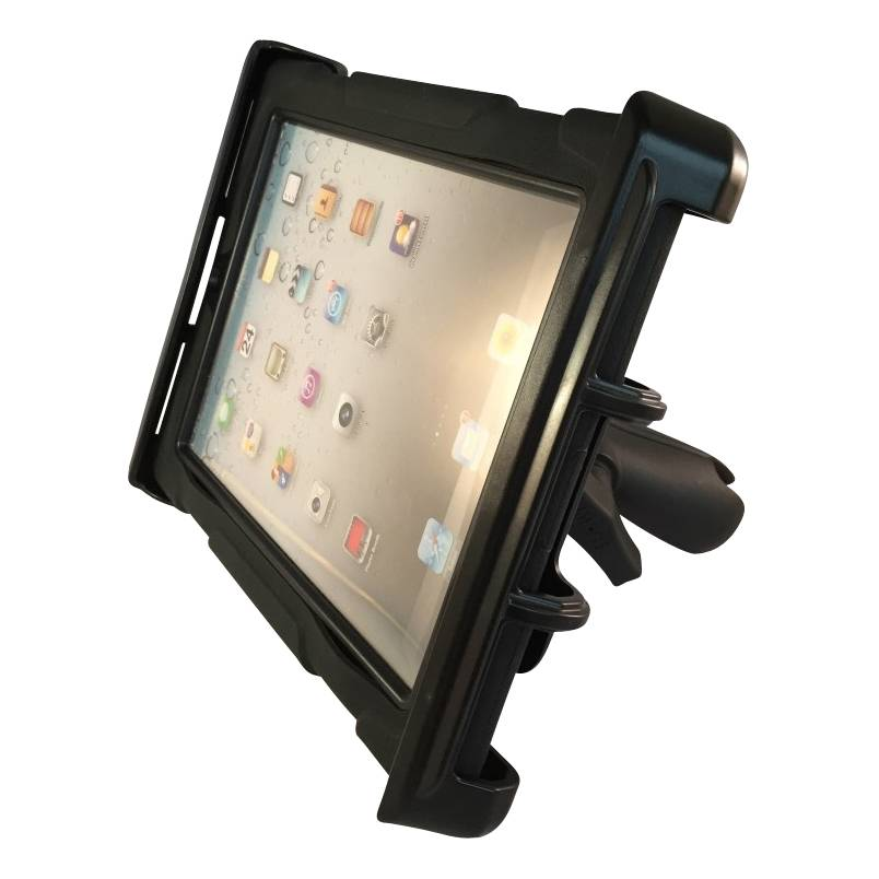 RAM Mount Heavy Duty Tablethouder set - voor iPad 10.2 met case (TAB20)