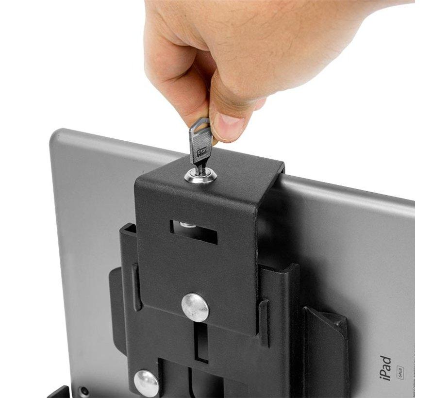 """Metal Locking universele 7-10"""" tablethouder"""