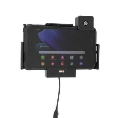 Brodit houder met lader Samsung Gal. TAB Active3 -Lock Versie  735224