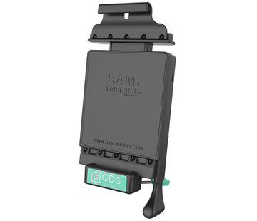 RAM Mount GDS® Locking Vehicle Dock for Apple iPad mini 4 & 5