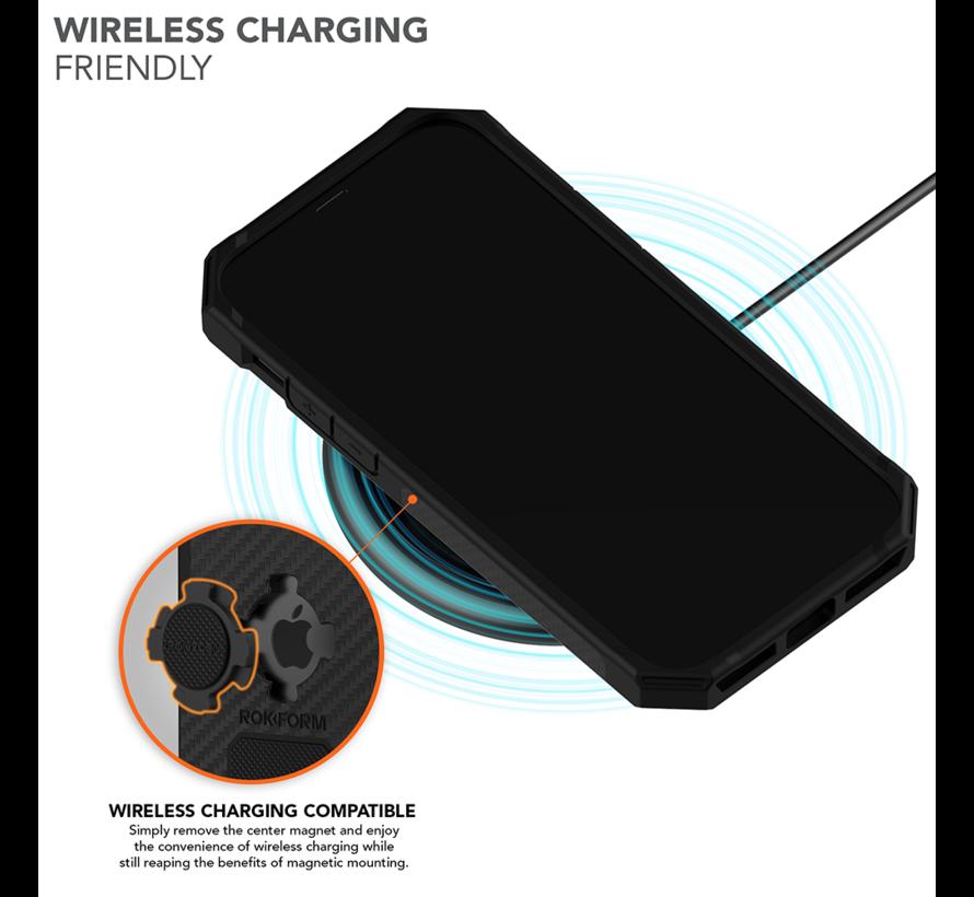 Rugged Wireless Case iPhone 12/12 Pro