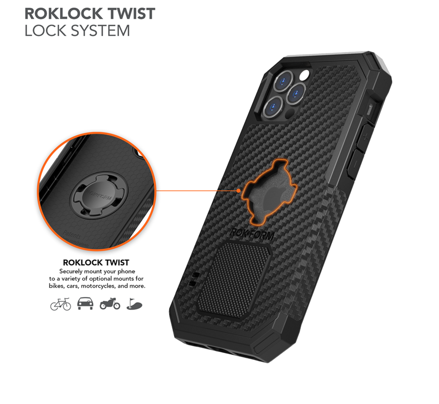 Rugged Wireless Case iPhone 12 Mini