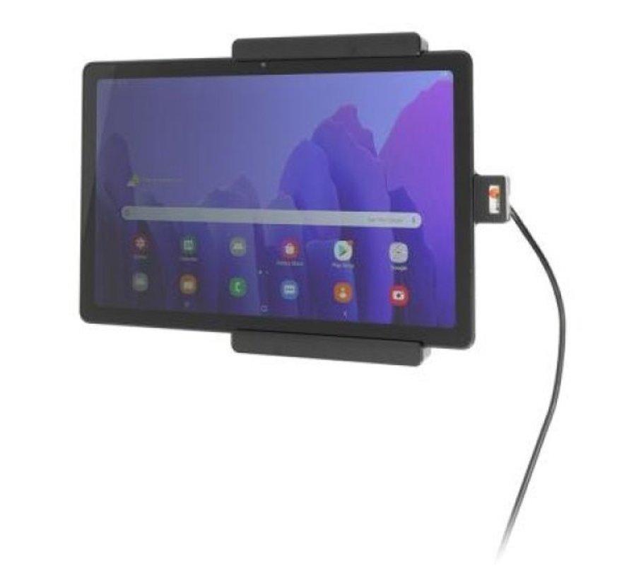 houder/lader Samsung Galaxy Tab A7 10.4 (SM-T500) USB sig.plug