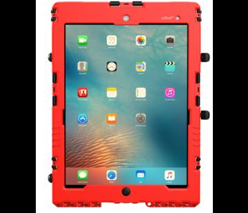 aiShell 10 heavy-duty case iPad  10.2 - Rood
