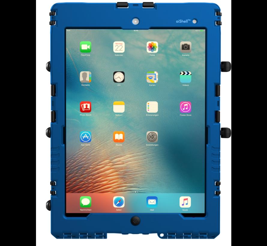 aiShell heavy-duty case iPad  10.2-Blauw
