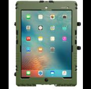 aiShell heavy-duty case iPad  10.2 - Legergroen
