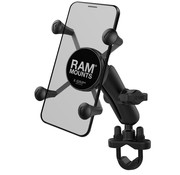 RAM Mount X-Grip smartphone houder stuurstang set- Medium arm RAM-B-149Z-UN7