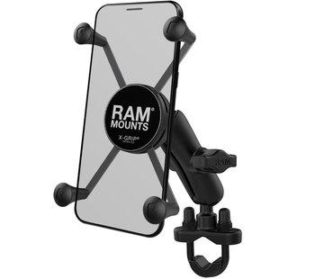 RAM Mount X-Grip large smartphone houder stuurstang set- Medium RAM-B-149Z-UN10U