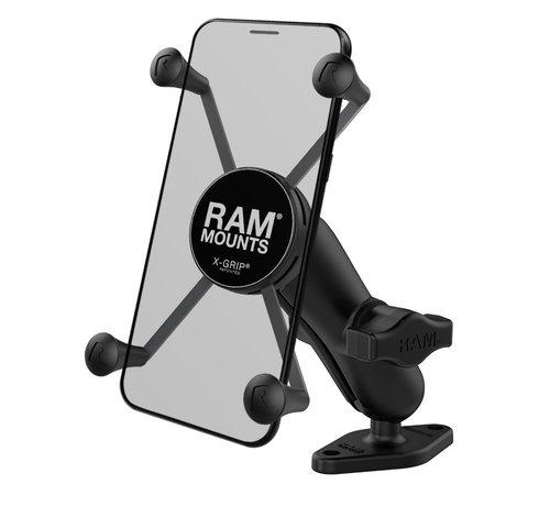 RAM Mount X-Grip smartphone houder large  schroefvast RAM-B-102-UN10U