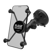 RAM Mount Large X-Grip smartphone zuignap set compacte zuignap  RAP-B-166-2-UN10U