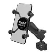 RAM Mount Torque™ smartphone stang bevestigingset met X-Grip RAM-B-408-75-1-UN7U