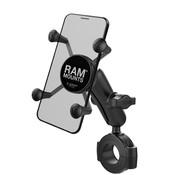 RAM Mount Torque™ smartphone stang bevestigingset met X-Grip RAM-B-408-112-15-UN7U
