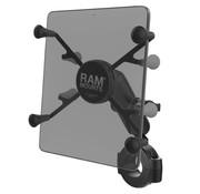 RAM Mount Torque™ small tablet dikke stangbevestigingset met X-Grip RAM-B-408-112-15-UN8U