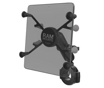 "RAM Mount Torque™ 1 1/8"" - 1 1/2"" Diameter Handlebar/Rail Base with 1"" Ball"
