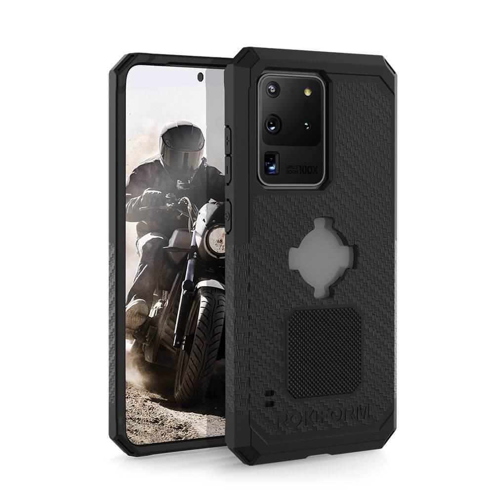 Rokform Rugged Case Galaxy S20 Ultra Black