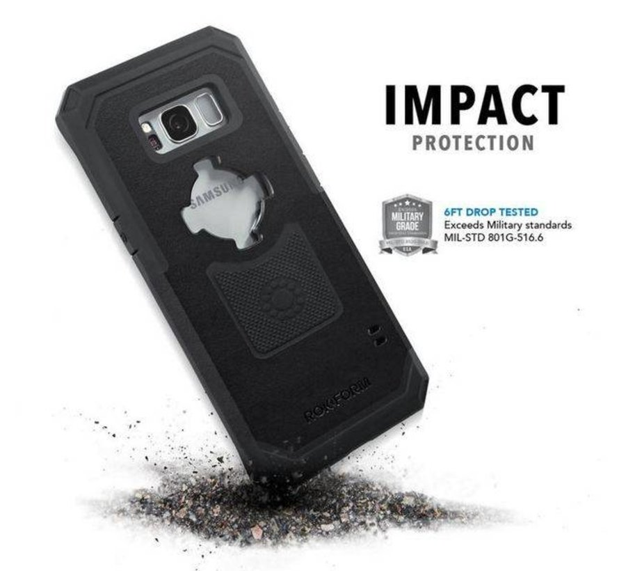 Rugged Case Galaxy S20 Black