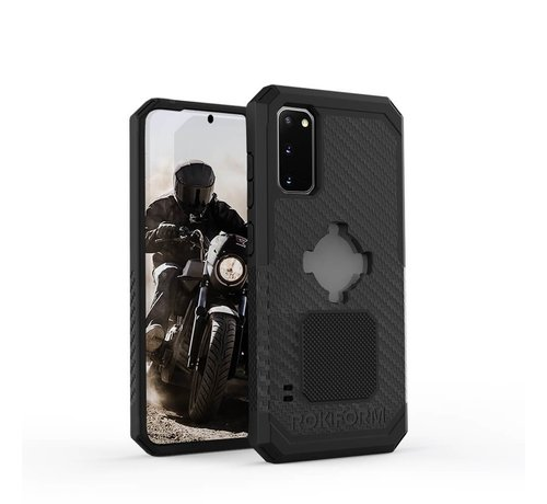 Rokform Rugged Case Galaxy S20 Black