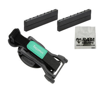 RAM Mount GDS® Hand-Stand™ with Risers for Vehicle Docks