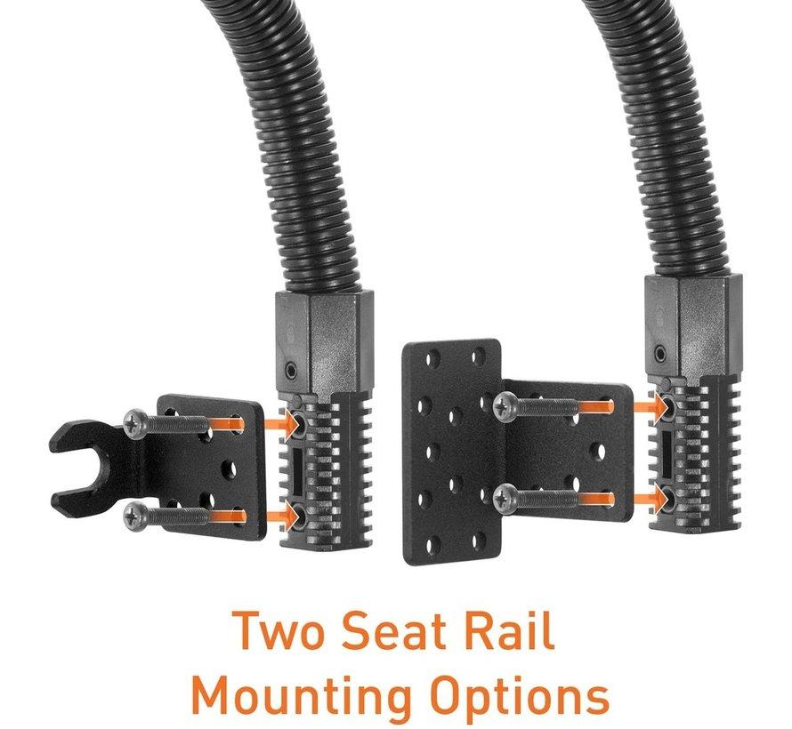 25mm Ball Flexpro Heavy Duty Seat Rail Mount