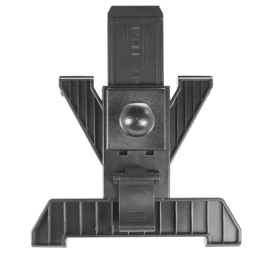 TabDock tablethouder met 25 mm kogel
