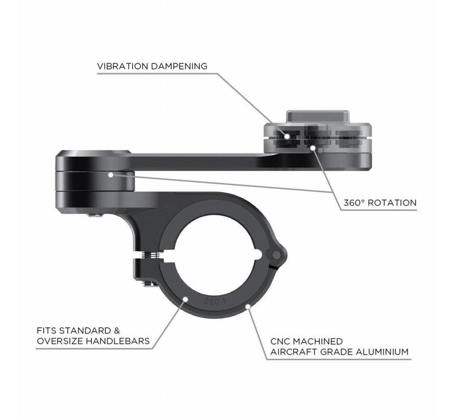 Moto Stuurstang Mount Bundle iPhone 12/12 Pro
