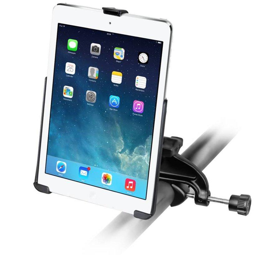 Apple iPad 10.2 zonder hoes schroefklem set AP31