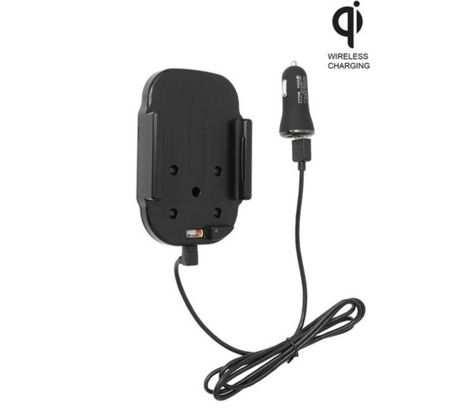 houder/lader Qi Apple iPhone 12/12 Pro USB sig.plug
