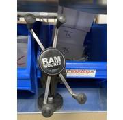 RAM Mount Tough-Mag™  magnetische B-base met large X-Grip RAM-B-MAG66-UN10B