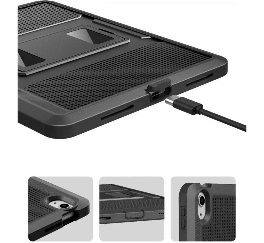 Just in Case Heavy Duty Case Apple iPad Air 4 2020 (Black)