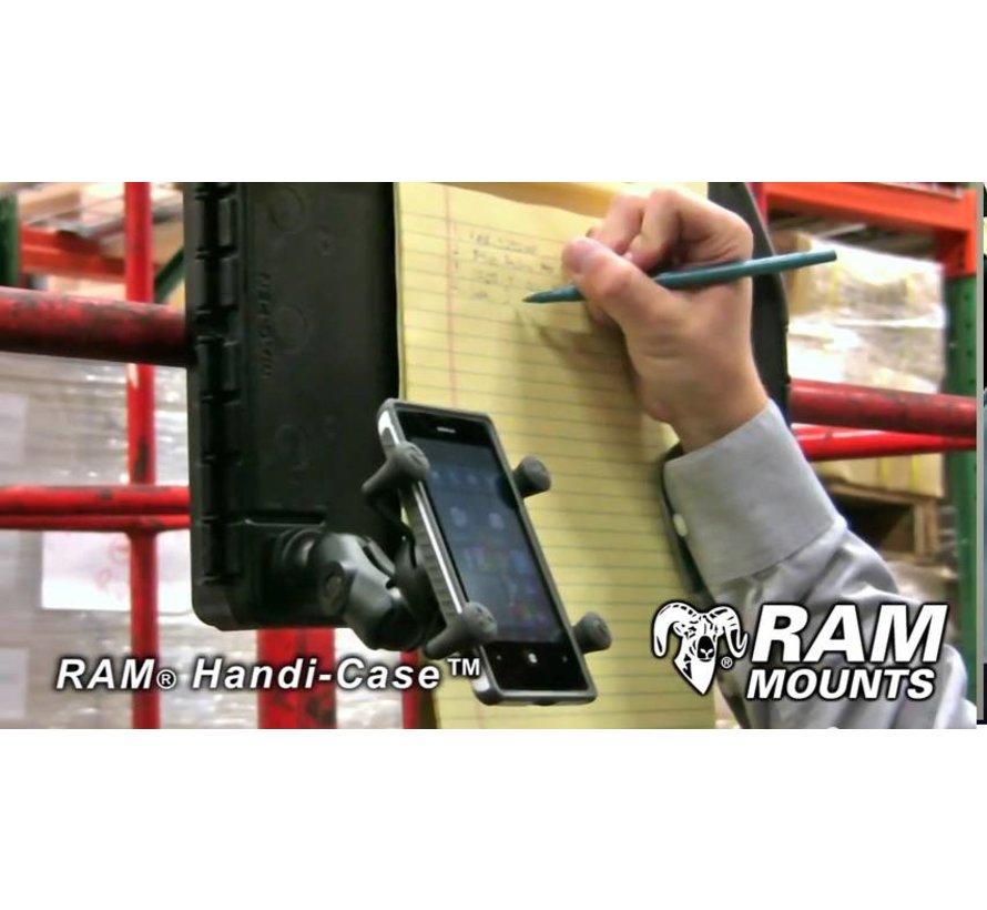 Handi-case schrijftafel en opbergbox