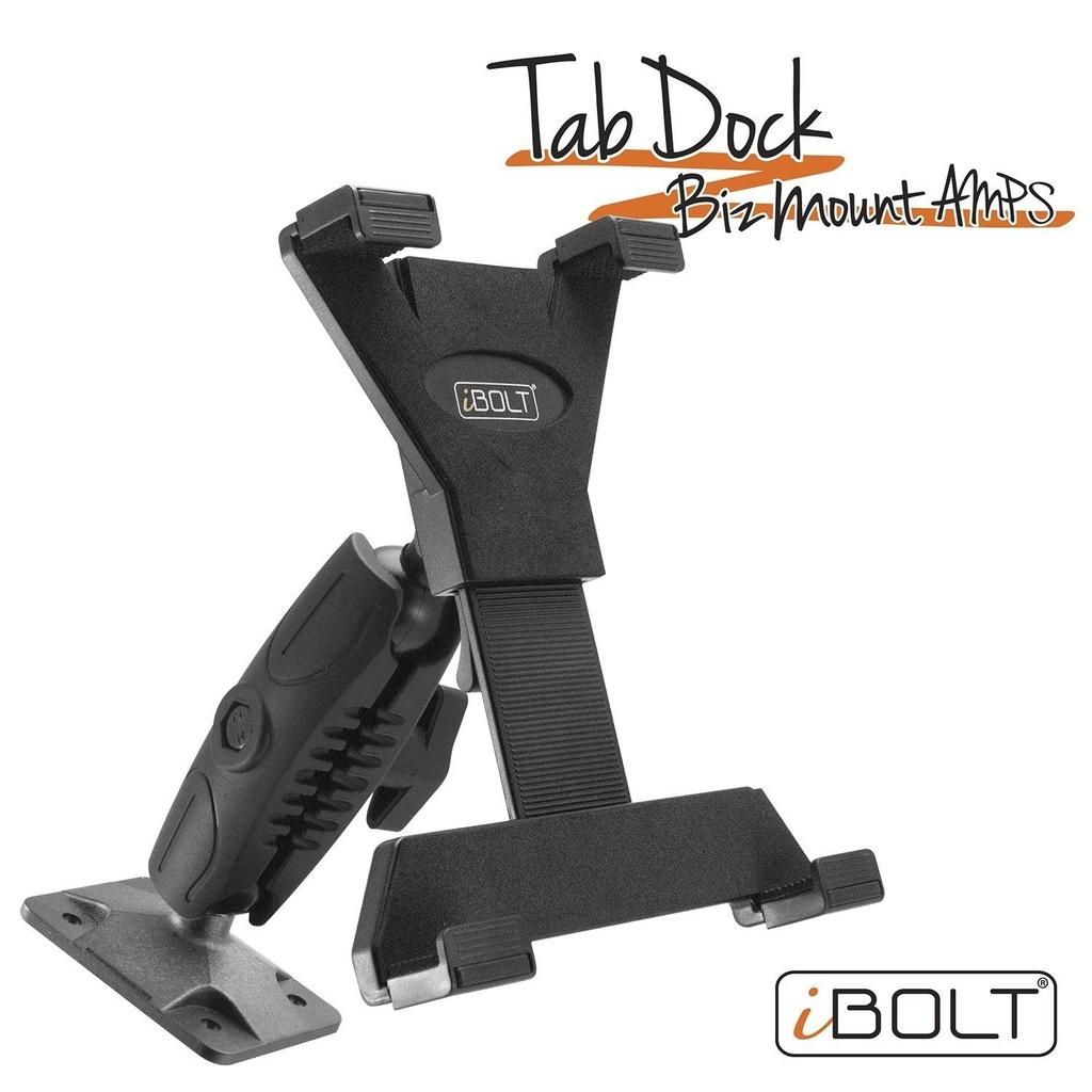 iBolt TabDock Bizmount AMPs Mount universele tablethouderset