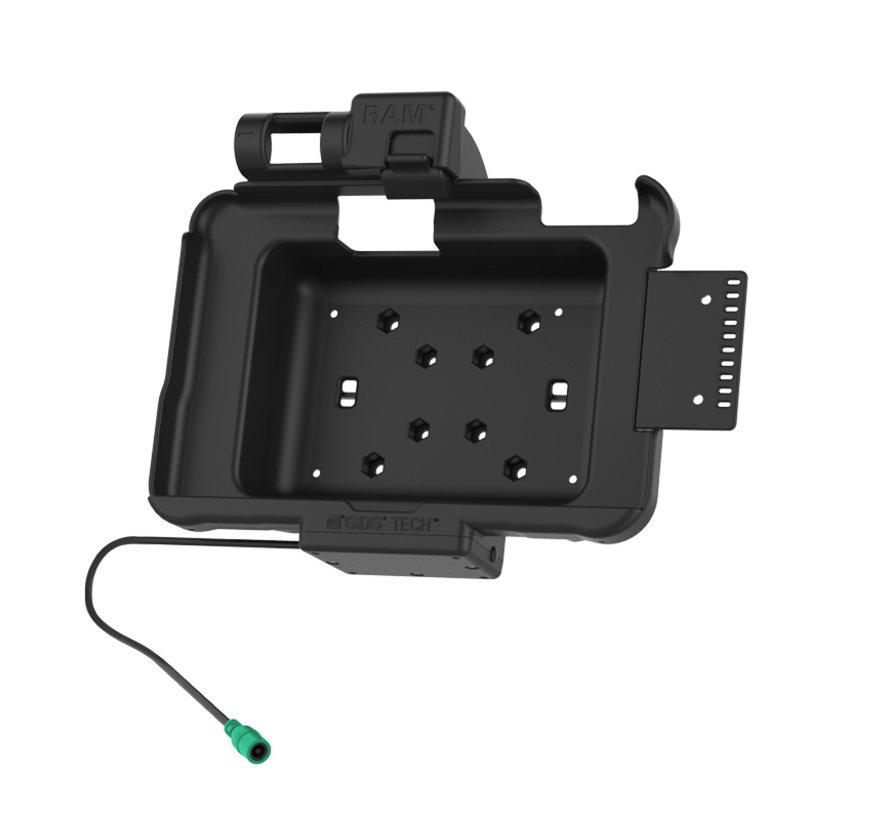 """GDS® Powered Dock for Zebra ET5x 8.3"""" & 8.4"""" Series  RAM-HOL-ZE10PU"""