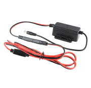 RAM Mount GDS® 10-32VDC Input (12VDC Output) Hardwire Charger with Male DC 5.5mm RAM-GDS-CHARGE-V10BU