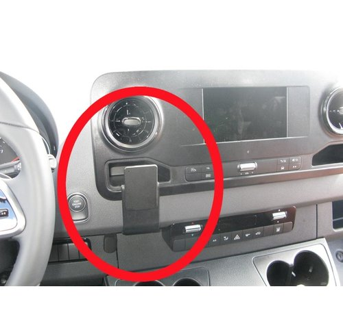 Brodit  Proclip Mercedes Benz Sprinter 19- LHD/RHD Center mount 855442